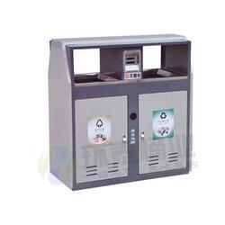 环泰桶业(多图)|分类钢制垃圾桶多少钱|大冶分类钢制垃圾桶图片