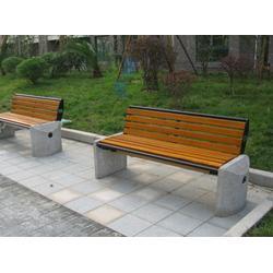 环泰桶业(图),带靠背pvc塑木园林公园椅,穆棱公园椅图片
