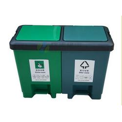 环泰桶业,弥勒塑料垃圾桶,多色塑料分类垃圾桶图片