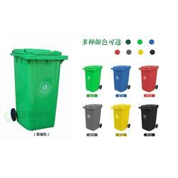 绿色塑料垃圾桶_丽水塑料垃圾桶_环泰塑料垃圾箱(查看)图片