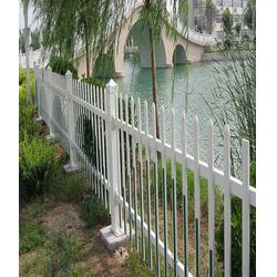 中山pvc护栏,GZ恒锋筛网,pvc护栏 栅条护栏图片