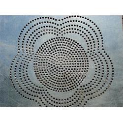 连云港镀锌冲孔网、恒锋筛网(在线咨询)、镀锌冲孔网的规格图片