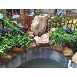 私家别墅绿化设计图,陈拾园林(在线咨询),珠海别墅绿化图片