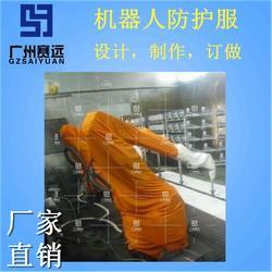 机械手防爆衣,安川机器人静电衣图片