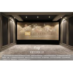 别墅地下室电影院-影院-私人影院家庭音质设计图片