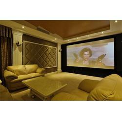 别墅家庭影院定制、家庭影院装修武汉、家庭影院图片