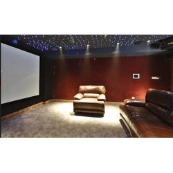 地下室家庭影院,别墅家庭影院体验,家庭影院图片