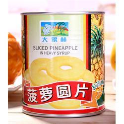 广州菠萝罐头生产厂家,小象林,菠萝罐头生产厂家绿色营养健康图片