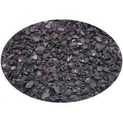 内蒙古果壳活性炭|蓝星净水|长期供应果壳颗粒活性炭图片
