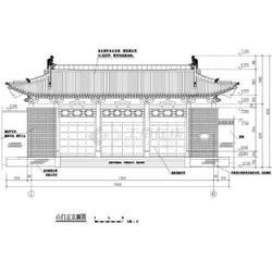 园林古建筑工程-城乡建筑设计研究院-营口古建筑设计图片