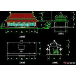 通辽古建筑设计_古建筑设计哪家好_城乡建筑设计研究院图片