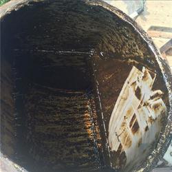 饭店大型油烟机清洗 蓝焰环保 临沂大型油烟机清洗图片