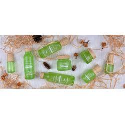 华祺支持定做,汉阴亚克力化妆品玻璃瓶生产厂家图片