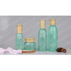 江西化妆品玻璃瓶定制、套装原液化妆品玻璃瓶定制、华祺玻璃图片
