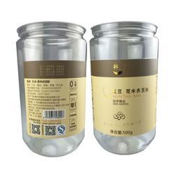 神农架罐装标签 必晟纸业 罐装标签专业设计图片