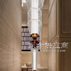 大型艺术灯饰图片