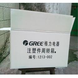 中山钙塑箱,佛山钙塑箱,聚朔塑胶中空板(查看)图片