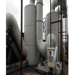 喷淋塔生产商_和风环境(在线咨询)_喷淋塔图片