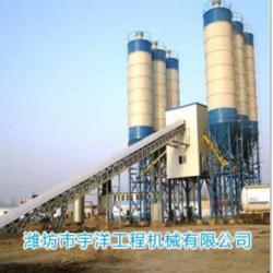 二手800吨混凝土搅拌站出售_临汾混凝土搅拌站_宇洋工程图片