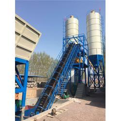 碾压混凝土拌和站生产商图片