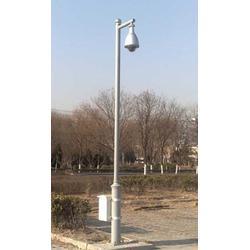 希科节能(图)、6米监控杆、监控杆图片