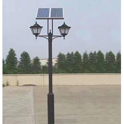 太阳能路灯12v100ah蓄电池、希科节能、太阳能路灯图片