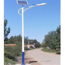 希科节能 厂区太阳能路灯-太阳能路灯图片