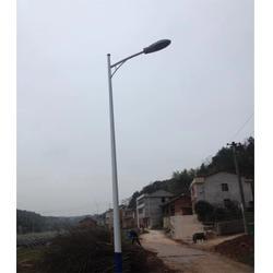 青岛路灯灯杆厂家-希科节能(在线咨询)路灯灯杆图片