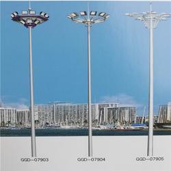 路灯灯杆-12米路灯灯杆法兰-希科节能(优质商家)图片