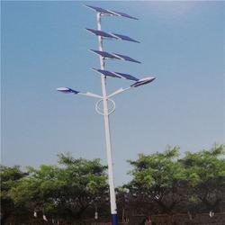 太阳能路灯装电线杆-太阳能路灯-希科节能(查看)图片
