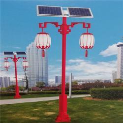 锂电池太阳能路灯-太阳能路灯-希科节能图片