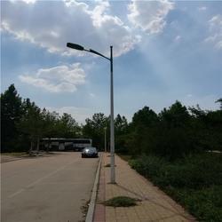 市政路灯灯杆旗设计说明-路灯灯杆-希科节能图片