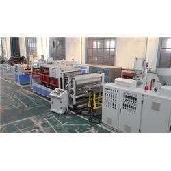 波浪瓦机器生产线,青岛威尔塑机(在线咨询),波浪瓦机器图片