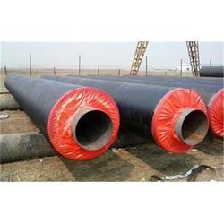包头钢套钢保温钢管-元圣管道-优质钢套钢保温钢管图片
