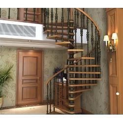 弧形楼梯生产厂家_广东弧形楼梯_御迪五金制品(查看)图片