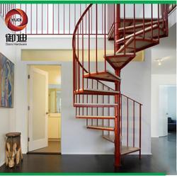 弧形楼梯厂家直销-上海弧形楼梯-御迪五金制品(查看)图片