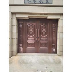 铜门厂-泰州铜门-苏州皇成铜艺(查看)图片