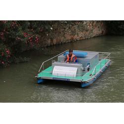 机械保洁船型号_无锡司提达机械设备(在线咨询)_机械保洁船图片