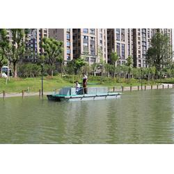 水葫芦保洁船_司提达机械(图)图片