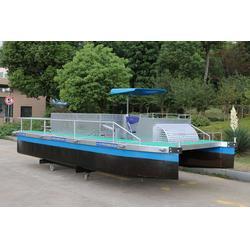 南京玻璃钢保洁船-无锡司提达机械(在线咨询)图片