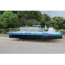 扬州湖面保洁船 无锡司提达机械设备