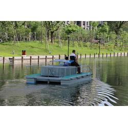 河北割草保洁船,无锡司提达机械设备,割草保洁船型号规格图片