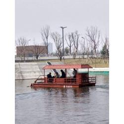河道清洁船-无锡司提达机械设备-河道清洁船厂家直销图片