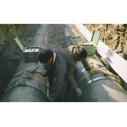 热力管道电热熔套 直埋保温管电热熔套图片