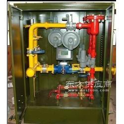 燃气调压箱撬装维护安装一条龙图片