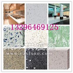石英石洗手台面板生产厂家图片