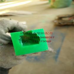 16A双排链条导轨,链条导轨,德州鼎业塑料(多图)图片