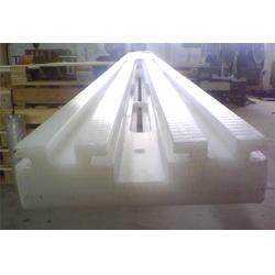 聚乙烯链条导轨报价 长沙聚乙烯链条导轨 鼎业塑料畅销全国图片