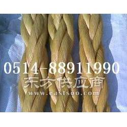 高分子聚乙烯电动绞盘绳缆A绳扣图片