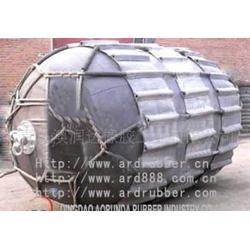 ard精品橡胶靠球充气护舷聚氨酯靠球图片